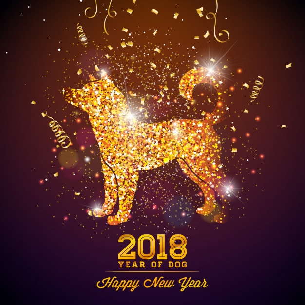 Bonne Année Chinoise 2018 !
